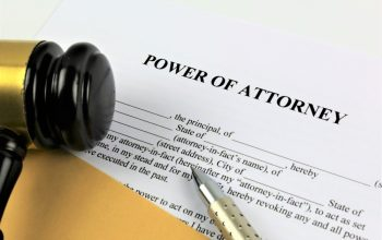 Different limitations of power of attorneys